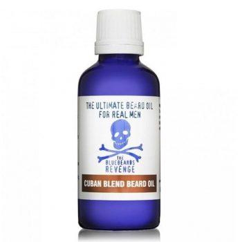 Bluebeards Revenge Cuban Blend Beard Oil 50ml