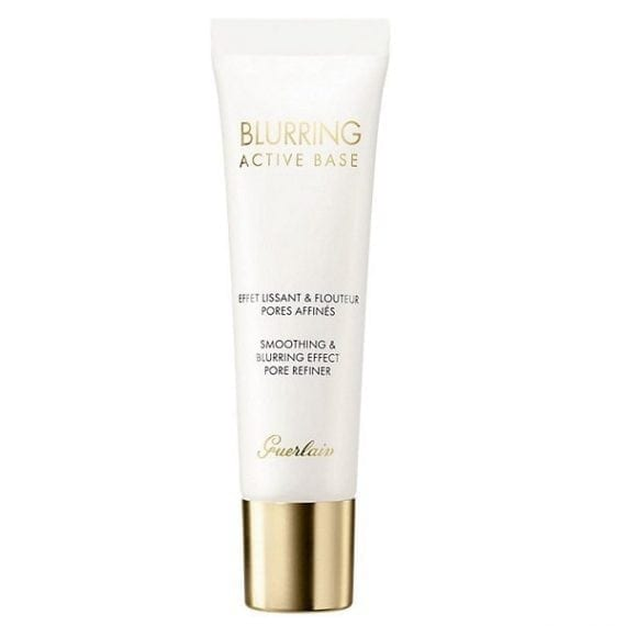 Blurring Active Base Pore Refiner