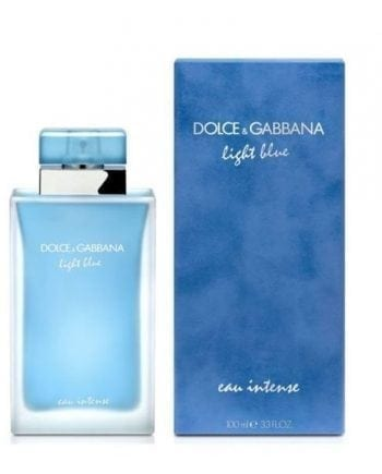D&G Light Blue Intense Her 100ml Eau de Parfum