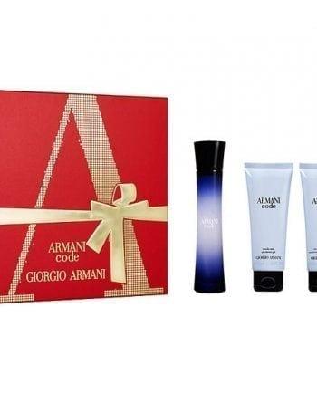 Giorgio Armani Code Femme 50ml Eau de Parfum Gift Set