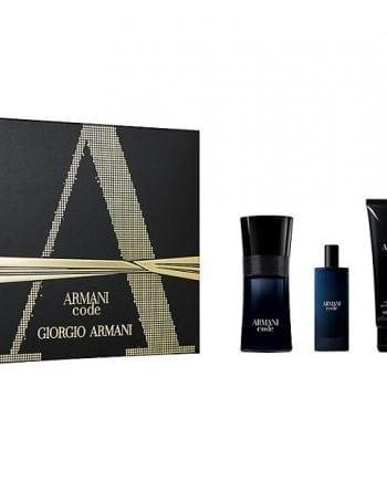 Giorgio Armani Code Homme 50ml Eau de Toilette Gift Set