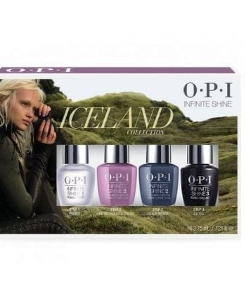 OPI Iceland Mini Infinite Shine Set