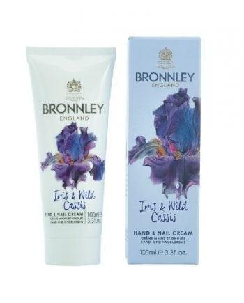 Iris & Wild Cassis Hand & Nail Cream