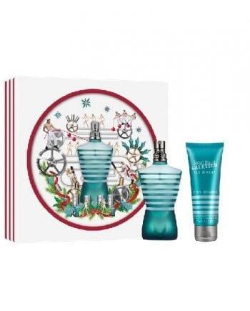 JPG Le Male Gift Set 75ml +75ml Shower Gel