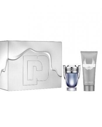 Paco Rabanne Invictus Gift Set 50ml + 100ml Shower Gel