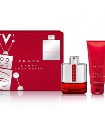 Prada Luna Rossa Sport 50 EDT+100ml Shower Gell Gift Set