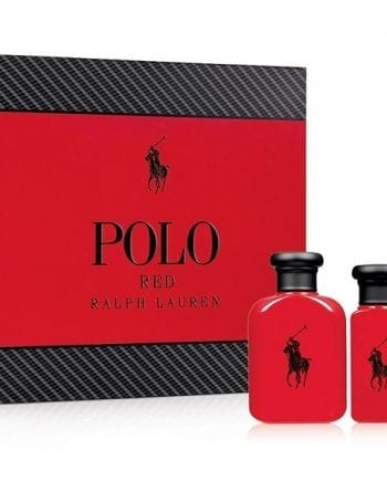 Ralph Lauren Polo Red 75ml Eau de Toilette Gift Set