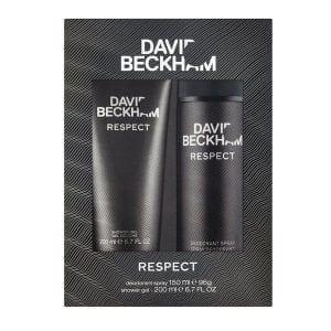 beckham respect gift set duo