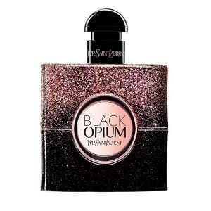 YSL Black Opium Christmas Glitter Edition