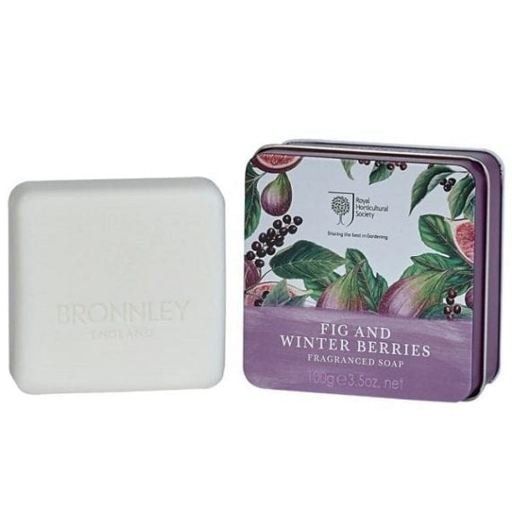 Bronnley RHS Fig Winter Berry Soap