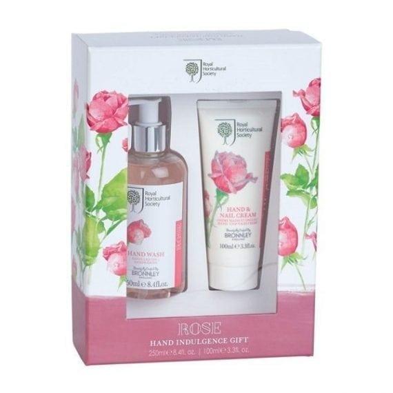 RHS Rose Hand Care Gift Set