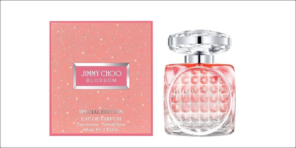 Jimmy Choo Blossom Special Edition Box&Bottle