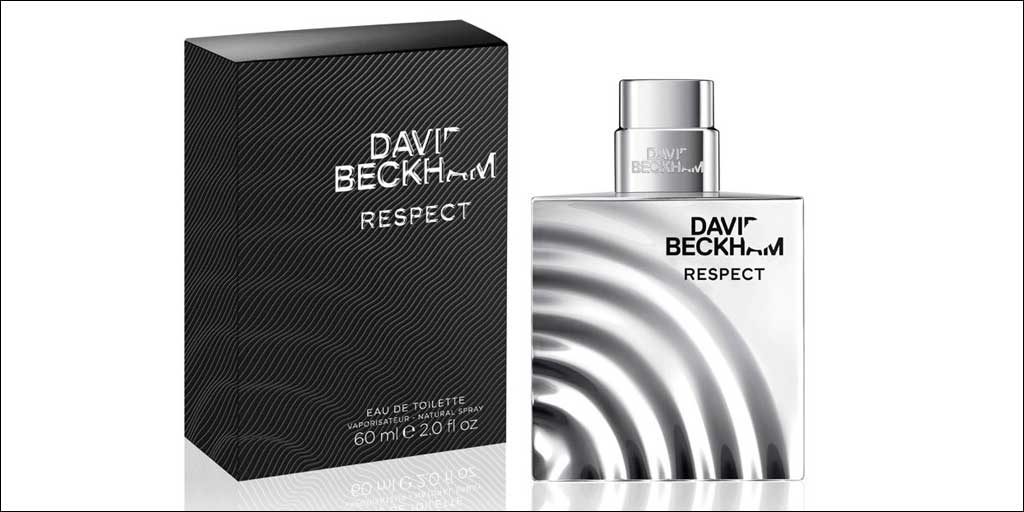 David Beckham Respect EDT and Box