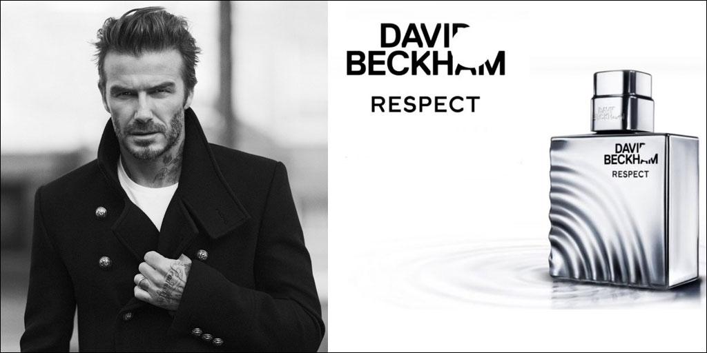 David Beckham Respect