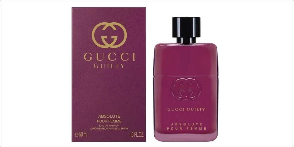 Gucci-Guilty Absolute Pour Femme