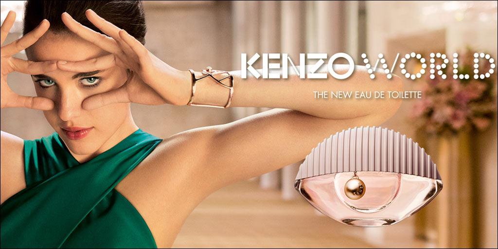 Kenzo World Eau de Toilette