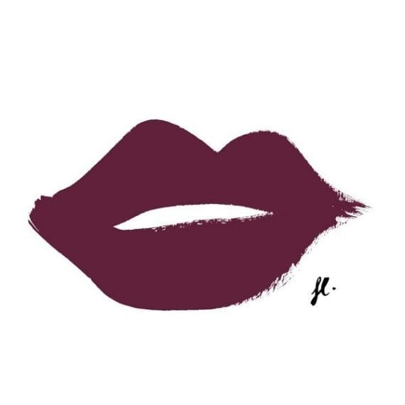 Guerlain Lip Ink Trendy Swatch