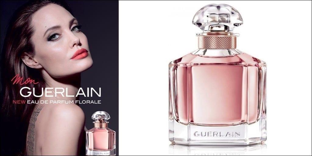 Mon Guerlain Floral Perfume