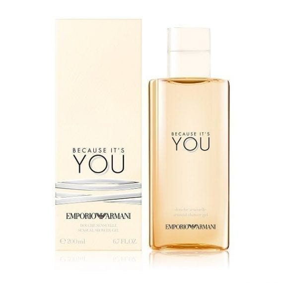 Because It's You Shower Gel 200ml