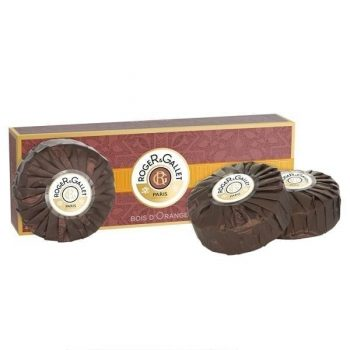Bois d'Orange Soap Coffret
