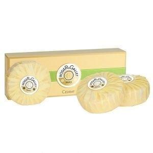 Citron Soap Coffret 3 x 100g