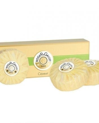 Citron Soap Coffret 3 x 100g