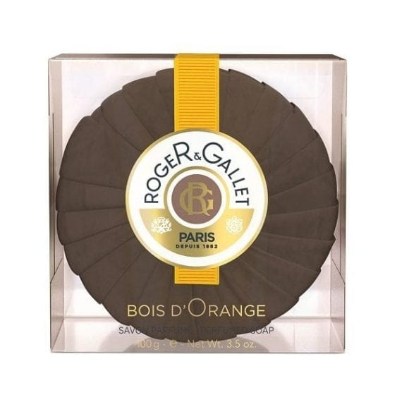 Bois d'Orange Soap boxed