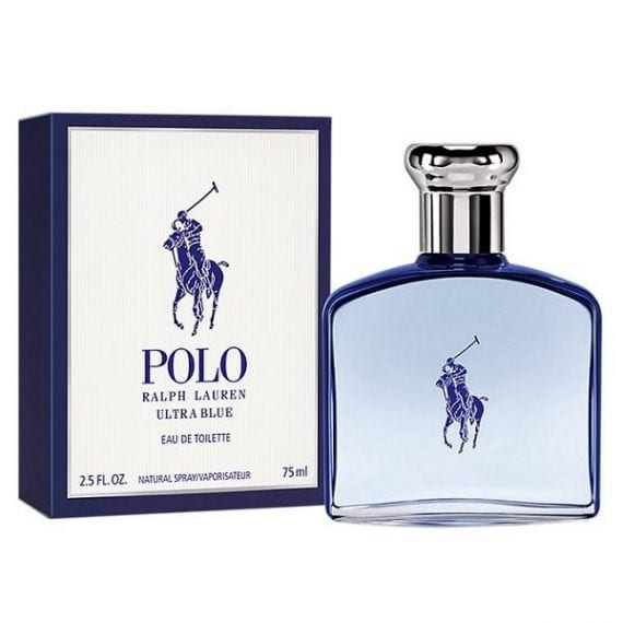 Polo Ultra Blue EDT Box
