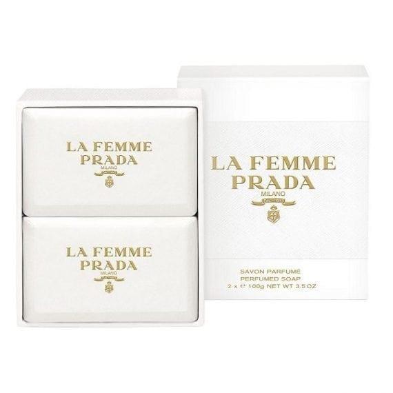 Prada La Femme Soap