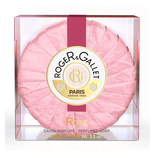 Rose Soap & Travel Box