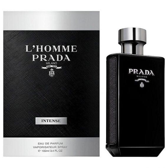 L'Homme Prada Intense Eau de Parfum Box