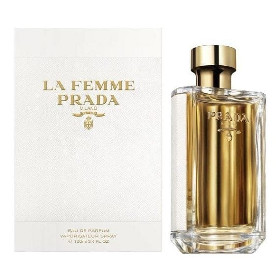 La Femme Prada Eau de Parfum Box