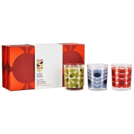 orla kiela 2018 mini candle gift set