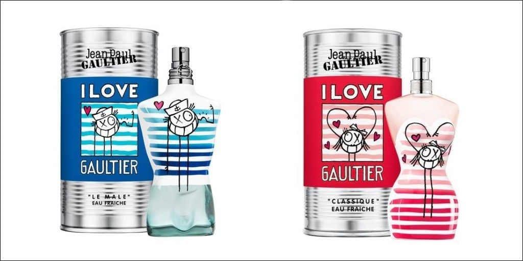 JPG Summer Perfume Editions