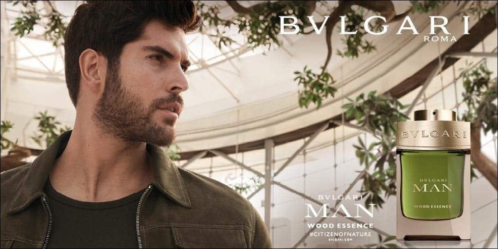 Bvlgari Man Wood Essence Eau de Parfum Ad