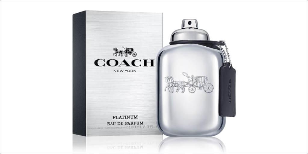 Coach Platinum Eua de Parfum
