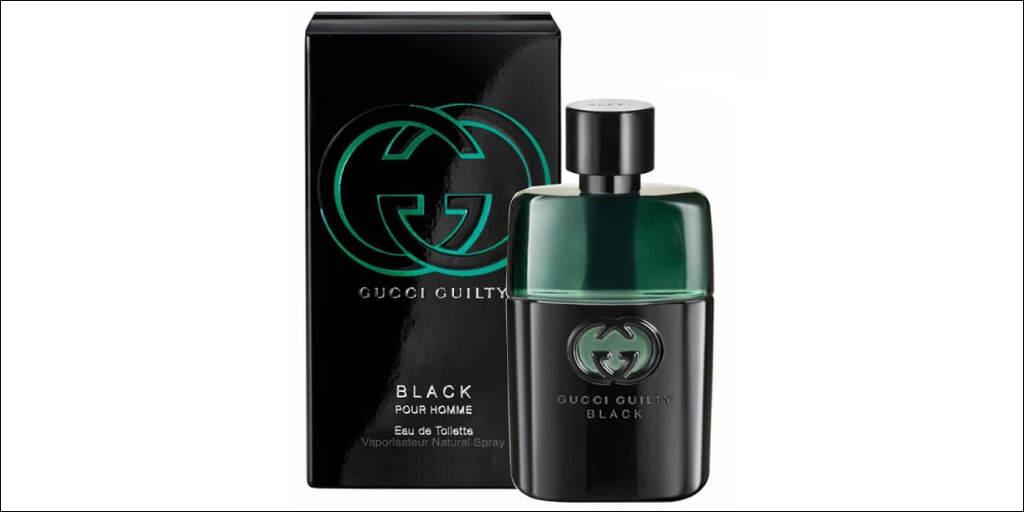Gucci Black Pour Homme Eau de Toilette