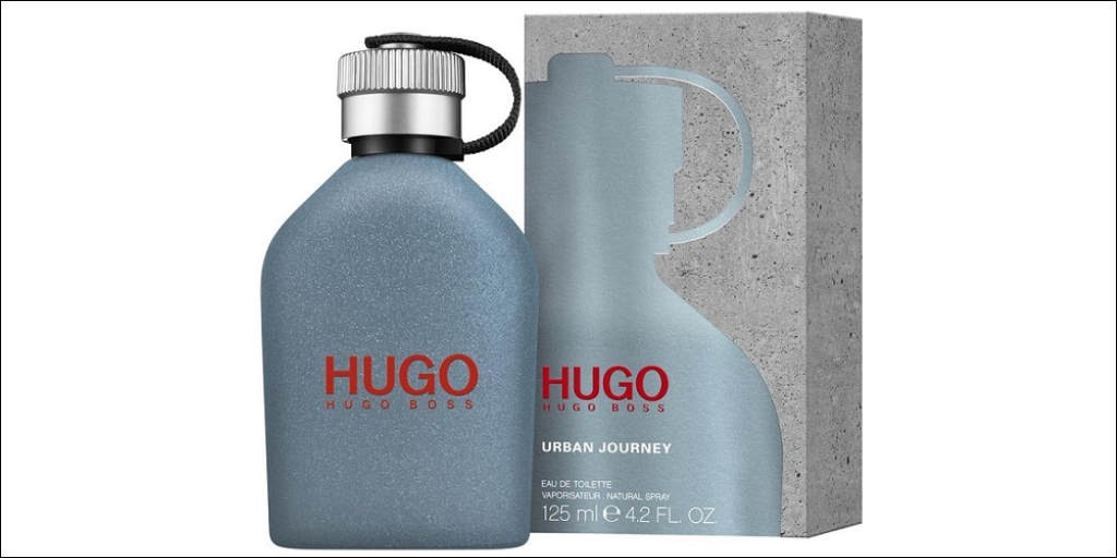 Hugo Urban Journey Eau de Toilette