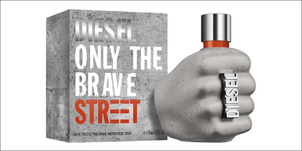 Diesel Only the Brave Street with Box