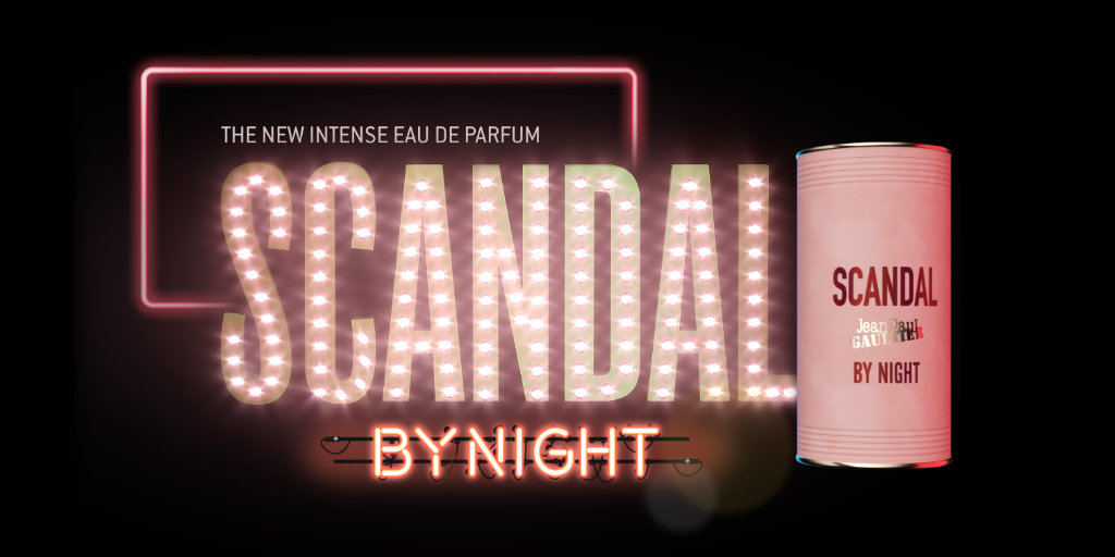 Scandal By Night Advert