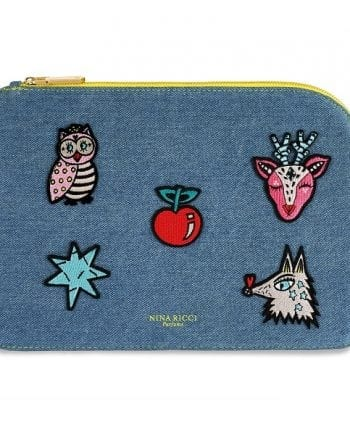 bella GWP denim purse