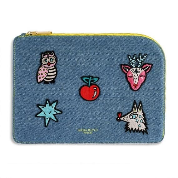 bella GWP denim purse