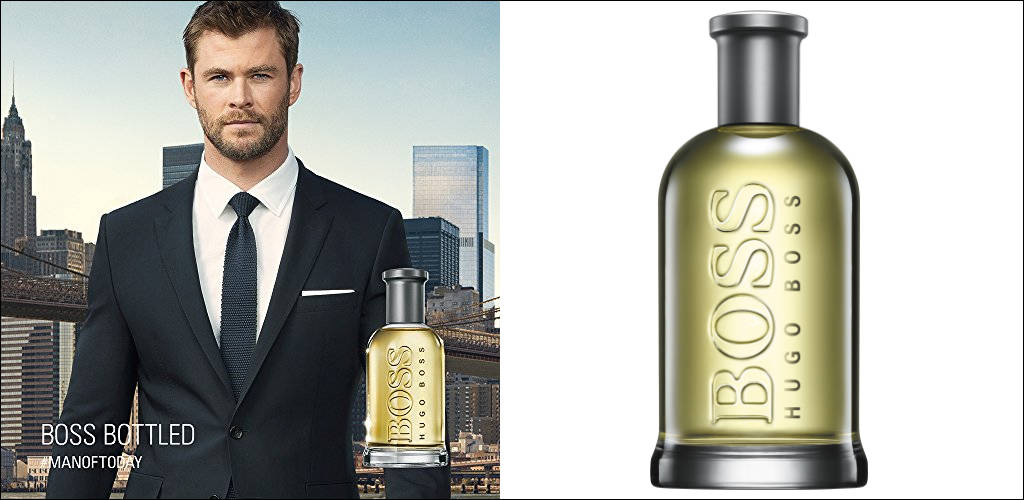 Boss Bottled Chris Hemsworth