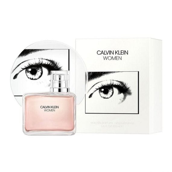 CK Women EDP Box