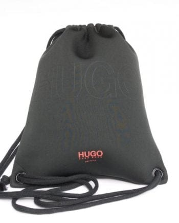 Free Gift - Hugo Boss Black String Bag