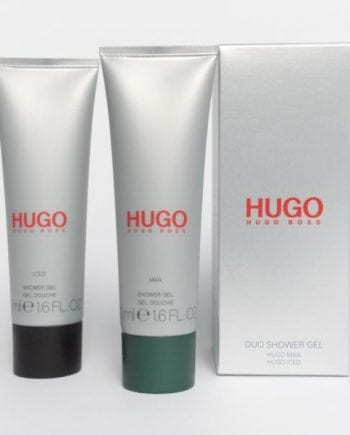 Free Gift - Hugo Iced Duo Shower Gel