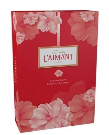 Coty laimant gift set