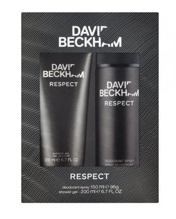 Beckham Respect Body Duo Gift Set