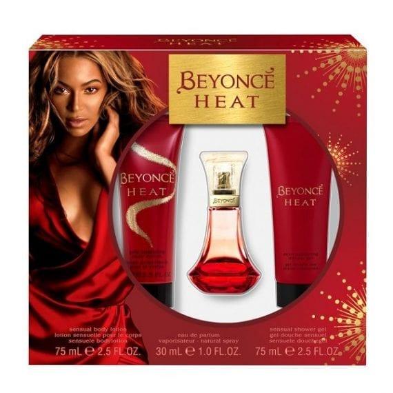 Beyonce Heat Gift Set