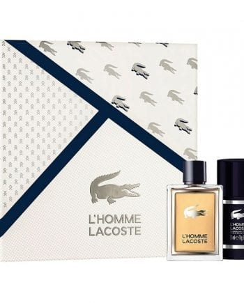 Lacoste L'Homme Gift Set